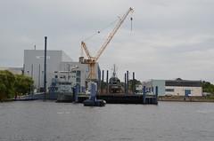Hafenrundfahrt in rostock (tm-md) Tags: hafenrundfahrt rostock warnemnde stadthafen reise urlaub travel