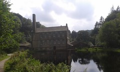 Gibsons Mill (Mike 7416) Tags: gibsons mill hardcastle crags hebdon bridge