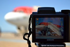 Outra viso (Itallo Rodrigues - Plane and Artistic Photography) Tags: aviation airplane aircraft airport sbju jdo spotting spotter spotterday cear juazeiro