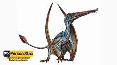 """کشف جمجمه گونه ای جدید از """"پتروزاروزهای"""" دوره ژوراسیک در پاتاگونیا (Persian Xtra) Tags: پرشنایکسترا ژوراسیک جمجمه خزندهپرنده خزنده پرنده دایناسور پتروزاروزهای pterosaur dinosaur jurassic skull flyingreptile reptilian bird persianxtra"""