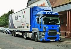 Turkish Treat (pyewacket947) Tags: transport truck ford cargo 34lr2265 bkmlogistics somerset krone theleggar bridgwater