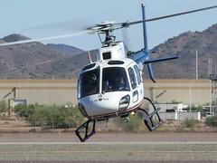 Air Methods/Life Net Eurocopter AS350 B3 AStar N551AM (ChrisK48) Tags: 2007 astar airmethods aircraft dvt eurocopteras350b3 helicopter kdvt lifenet n551am phoenixaz phoenixdeervalleyairport