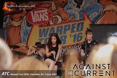 Against the Current (HaSteyelz) Tags: martinsville va usa roam warpedtour faironeentertainmentllc foe rock music live