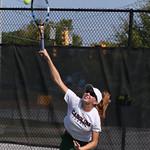 SVHS varsity Ladies Tennis v Aiken 9/7/16