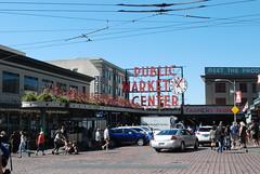 Seattle - Pike Place Market (jrozwado) Tags: northamerica usa washington seattle pikeplacemarket market shopping sign publicmarket