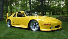 Hemmings Find of the Day  1975 Porsche 914 custom (cruisemagazine) Tags: customized 1975 porsche 914 for sale hemmingscom from sellers descriptionthis is 9146 one with custom bodywork laid back windshield fixed roof ferrari fly yellow paint never any rust 20l motor new seats carpet 17 fuchs wheels stainless steel heater boxes dual pipe muffler fuel cell aluminum 911 alloy front calipers rear ventilated rotors oil sump tank electromotive ignitionprice20 000locationcedar knolls jerseyavailabilityavailablesee more porsches