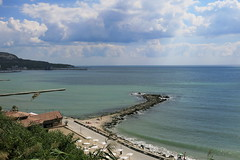 Black Sea in Balchik (lyura183) Tags: bulgaria  balchik  blacksea sea
