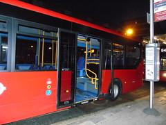 SMASHED UP UX MMC!!! (ultradude973) Tags: london bus crash enviro200 mmc alexander dennis del2158 lk16ddo uxbridge metroline u1 ruislip west drayton single decker