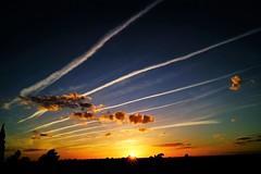 Atardecer (ameliapardo) Tags: atardeceres cielo sol