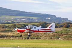 Bulldog's at Isle of Man EGNS 17/09/16 (IOM Aviation Photography) Tags: bulldogs isle man egns 170916