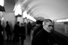 *** (Misha Sokolnikov) Tags: moscow russia subway metro candid streetphotography street portrait leica leicamonochrom leicamm 50mm aposummicron blackandwhite noiretblanc bw monochrome