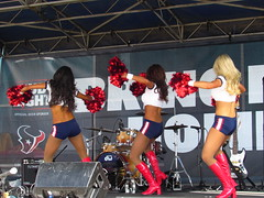 IMG_4981 (grooverman) Tags: houston texans cheerleaders nfl football game budweiser plaza nrg stadium texas 2016 nice sexy legs stomach boots canon powershot sx530