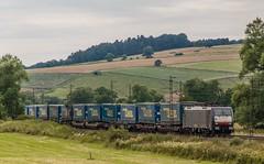 3102_2016_07_16_Haunetal_Neukirchen_MRCEdispolok_ES_64_F4_-_092_DISPO_6189_992_mit_LKW_Walter_KV_Bad_Hersfeld (ruhrpott.sprinter) Tags: ruhrpott sprinter deutschland germany nrw ruhrgebiet gelsenkirchen lokomotive locomotives eisenbahn railroad zug train rail reisezug passenger güter cargo freight fret diesel ellok hessen haunetal boxxboxxpress db egp ell hhla hsl hvle lbllocon metrans mrcedispolokdispo öbb railpoolrpool rbh rhc schweerbau sbbc txltxlogistik wienerlokalbahnencargo 143 145 152 182 185 193 218 270 428 650 1264 1266 421 es64u2 es64f4 greencargo ice r5 outdoor logo natur sonnenaufgang graffiti rinder