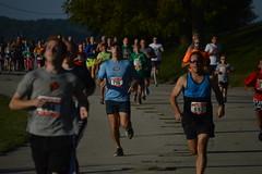 2016 Shoreline Classic 5K/15K (Wright1968) Tags: shorelineclassic running runners run jogging decatur decaturillinois lakedecatur nelsonpark scovillpark sweat finish