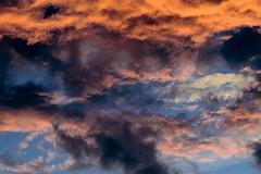 Beatiful sky (lindaouwehand) Tags: sky clouds sunset firesky lucht wolken avondlucht september mooi natuur nature