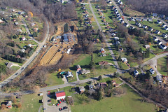 Aerial -Triumph Baptist Church (Nello Construction Company) Tags: road new ohio building church senior beautiful architecture choir project design construction worship mt cross steel ministry stainedglass architect baptist renovation pastor pews nello exciting township expansion sewickley nebo worshipteam nucor parishioners congregations steelbuildings butlerbuildings headpastor