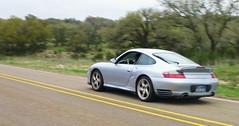 See ya (jbspeed996) Tags: road trip travel flower cars sport speed silver rocks 911 scenic cruising places run turbo german porsche alamo 996