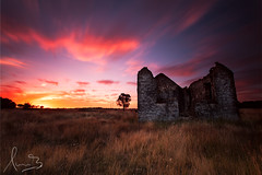 St Mary's Anglican Church, Yarra (sachman75) Tags: longexposure sunset building landscape ruins australia structure nsw newsouthwales yarra southernhighlands goulburn canon1740mmf4 10stops leefilters stmarysanglicanchurch canon5dmarkii bigstopper singhrayreversendgrad3stops
