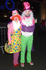 Amanda Malone, Thomas Falconer Fans arrive at the Farewell To 2012 Fancy Dress Party at the Florence & The Machine concert at The O2, Dublin, Ireland