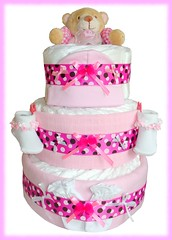 Nappy Cake (17) (Labours Of Love Baby Gifts) Tags: babygift nappycake nappycakes newbabygifts laboursoflovebabygifts