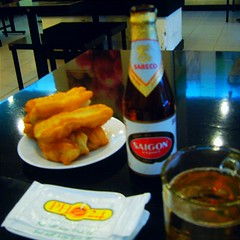 (handmadebylisa) Tags: vietnam saigon pho24 lastdayofholiday saigonbeer