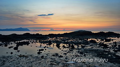 Sunset in Pattaya, Thailand (myu) Tags: travel sunset tourism beach landscape thailand nikon asia bangkok south east pattaya earthasia d7000