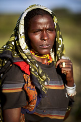 Borana woman - Ethiopia (Steven Goethals) Tags: travel sunset portrait people woman color face lady canon eos veil muslim islam culture tribal adventure peoples explore human valley tribes 5d tradition ethiopia tribe ethnic tribo visage ethnology tribu omo eastafrica etiopia ethiopie blackskin ethnique borana borena ethiopi goethals yabello afriquedelest mygearandme stevengoethals