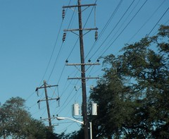 Entergy Abandoned 69kv (dphinton2003) Tags: powerlines