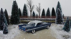 1957 Chrysler New Yorker Hardtop (JCarnutz) Tags: newyorker 1957 chrysler diecast 124scale danburymint