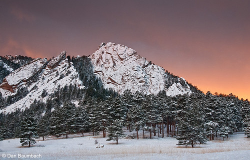 Photo - Flatirons Morning