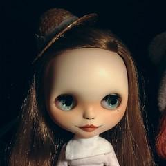 Sloane, my little vaudevillian.