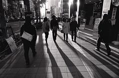 Shinjuku (View Master 187) Tags: kodak trix 400 diafine 1200 konica t3 autoreflex hexanon t3n 24f28 nt3