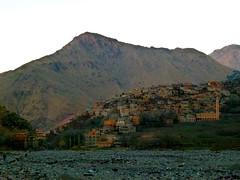 Arend village, High Atlas (fifimaree) Tags: mountain village morocco arend highatlas