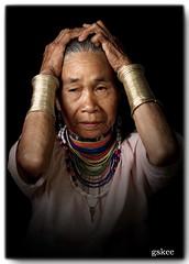 Faces of Borneo (Goh Seng kee) Tags: sarawak borneo malaysiannative biduyuhringlady