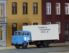 IFA W50 L, Möbelkoffer (schulle54) Tags: berlin transport ddr modell gdr busch handel w50 ifa schulle espewe gloreos