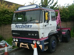 before a visit from Turner (Yorkshire66) Tags: bar truck frost lift under harvey holmes tow spec recovery
