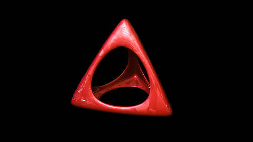 """tetrahedron soft • <a style=""""font-size:0.8em;"""" href=""""http://www.flickr.com/photos/30735181@N00/8325396925/"""" target=""""_blank"""">View on Flickr</a>"""
