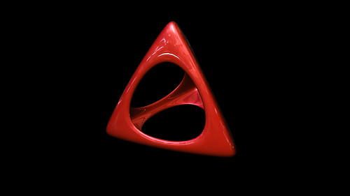"""tetrahedron soft • <a style=""""font-size:0.8em;"""" href=""""http://www.flickr.com/photos/30735181@N00/8326432698/"""" target=""""_blank"""">View on Flickr</a>"""