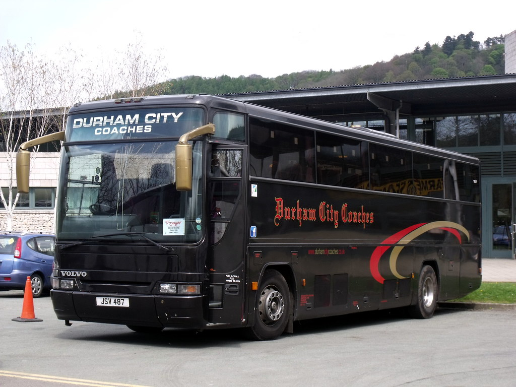 The World S Best Photos Of Durhamcitycoaches And Volvo Flickr Hive