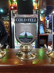 Geltsdale Brewery Cold Fell (DarloRich2009) Tags: beer ale brewery bitter camra realale coldfell campaignforrealale handpull geltsdalebrewery geltsdalebrewerycoldfell