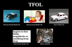 Being a TFOL (r a p h y) Tags: is do lego being thinks it what thats how afol i tfol kfol friendsmommesociety