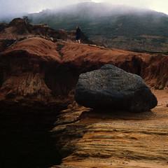 fog, rock, & abyss