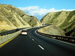 Driving Through Moreno Valley (TheJudge310) Tags: california road usa cars landscape highway driving unitedstates freeway van 2012 morenovalley riseofthephoenix