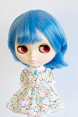 Sprinkles on Top Dress