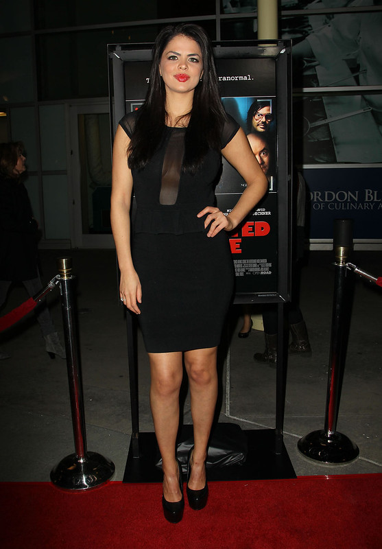 A Haunted House Premiere held at ArcLight Hollywood in Hollywood, CA - WENN.com