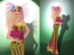 #15 Damn you (Drops Of Tea) Tags: pink shadow hot photography blog bamboo diva mons cliche folies solidea lazuri groupgift hucci lelutka
