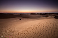 Oman - Down at Wahiba Sands (Beauty Eye) Tags: nightphotography night photoshop sunrise canon rebel exposure outdoor dunes down scene sands tamron oman lightroom t3i cameraraw ultrawideangle     600d  nauticaltwilight  beautyeye 1024mm astronomicaltwilight ashsharqiyah bidiyah canon600d   tamronspaf1024mmf3545diiild  rebelt3i kissx5 sunrisedown canon600deos omanomancountry omanbidiyah