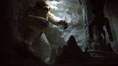 "Wampa Cave diorama • <a style=""font-size:0.8em;"" href=""http://www.flickr.com/photos/86825788@N06/8362686554/"" target=""_blank"">View on Flickr</a>"