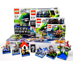 MORE PRIZES! (Si-MOCs) Tags: contest scifi prizes month eurobricks