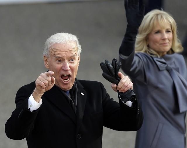 Inaugural Parade Biden